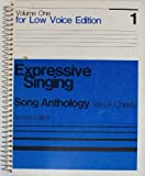 Expressive Singing: Song Anthology : High Voice, Medium Voice, Low Voice, Christy, Van Ambrose, 0697035220