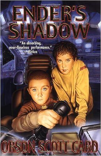Enders Shadow The Shadow Series Orson Scott Card 9780765342409