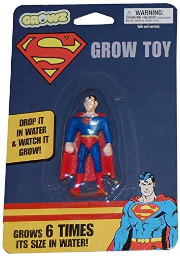 DC Comics Superman Grow Figure