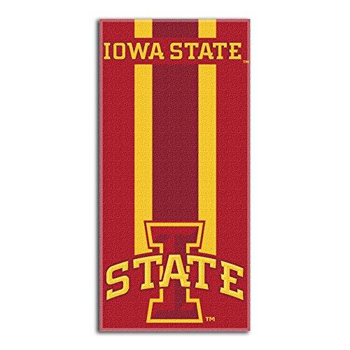 Northwest NCAA Iowa State Cyclones  Beach Towel,  30 x 60-inch