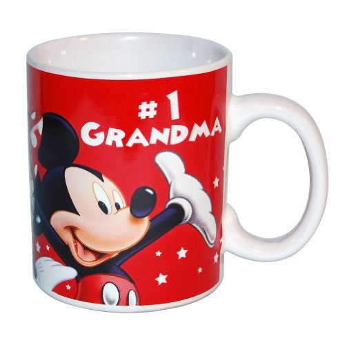 Disney Fab 5 #1 Grandma 11oz Ceramic Mug