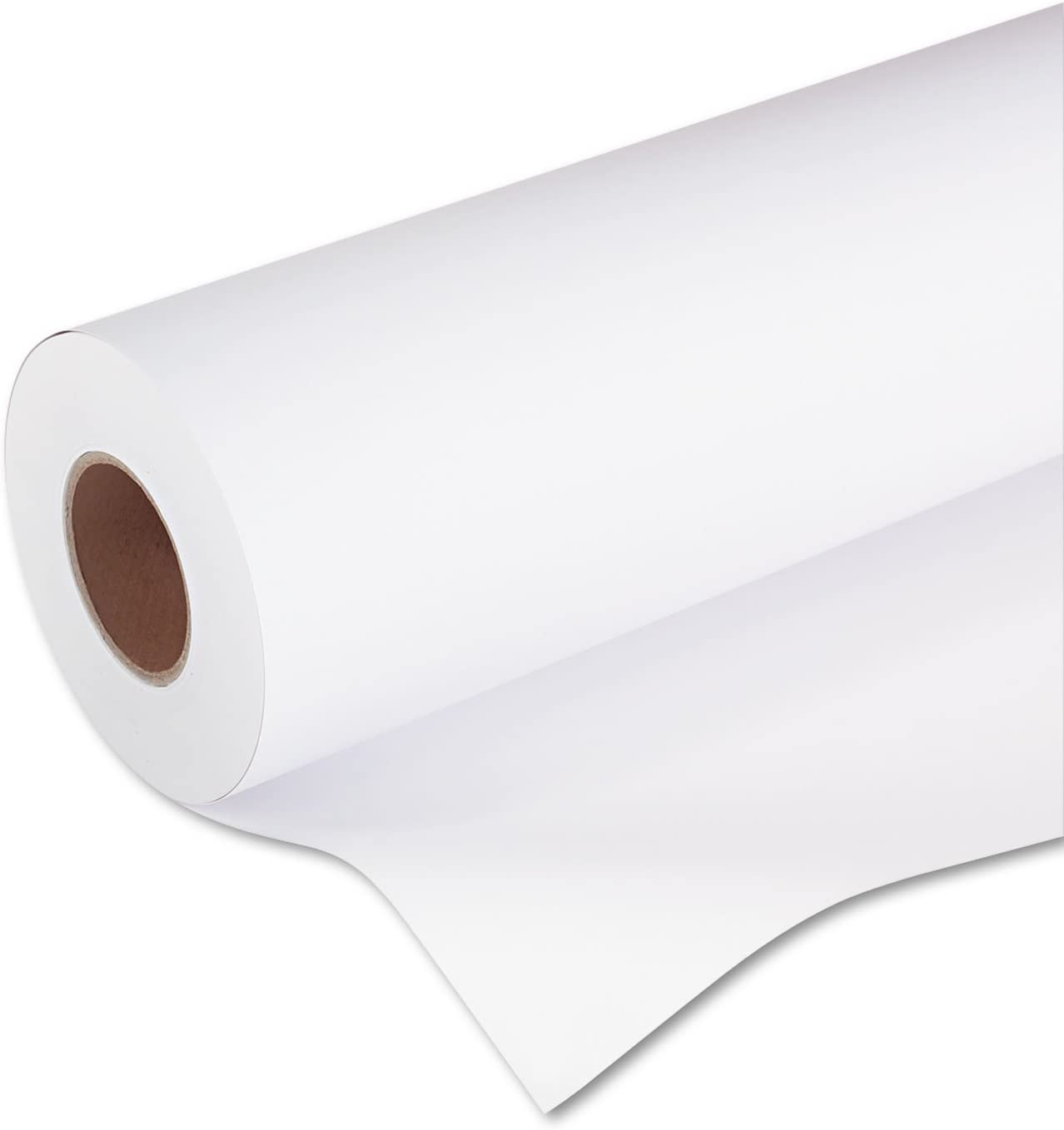 HP C6567B Coated Paper,Heavyweight,26 lb, 42-Inch x150-Ft,92 GE/101 ISO,White