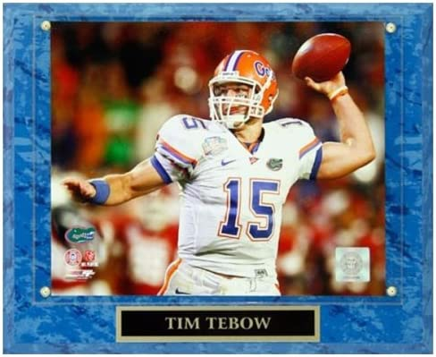 new style 71af5 23324 Amazon.com: Tim Tebow (Florida Gators 08 BCS Throw) Licensed ...