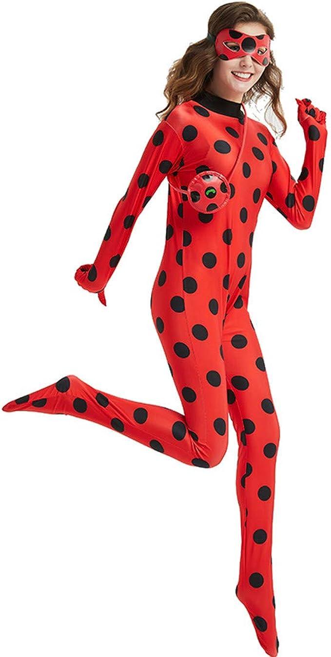 Amazon.com: Disfraz de mariquita para mujer – Adulto Adulto ...