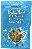 Biena Sea Salt Chickpea Snacks, 5 Ounce -- 8 per case.