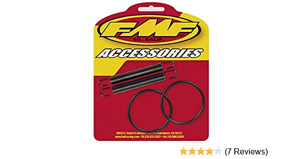 FMF Pipe O-Ring and Spring Kit for Yamaha YZ250 1999-2014 - 011318