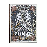 Playing Cards - Joker and The Thief Maidens Custom Designed Deck Day of The Dead