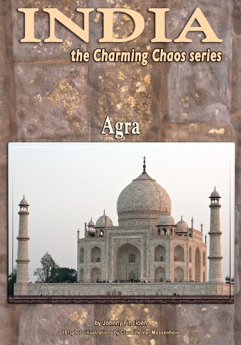 Agra (India Charming Chaos Book 3)