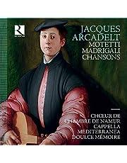 Motteti / Madrigali / Chansons