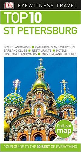 Top 10 St Petersburg (Eyewitness Top 10 Travel Guide)