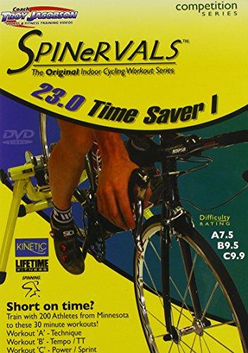 Spinervals 23.0 Time Saver I DVD