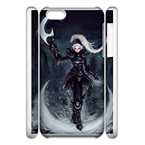High Quality Specially Designed Skin cover Case iphone 5c Cell Phone Case 3D League Of Legends Diana