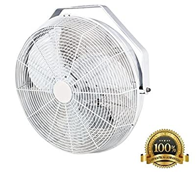 PMX Wall Mounted Fan 18""