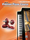 Premier Piano Course Technique, Bk 4, Alfred Publishing Staff, 0739065424