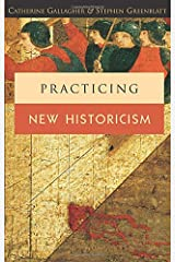 Practicing New Historicism Paperback