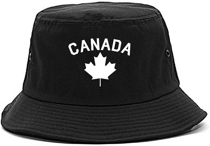 Canada Maple Leaf Mens Hat