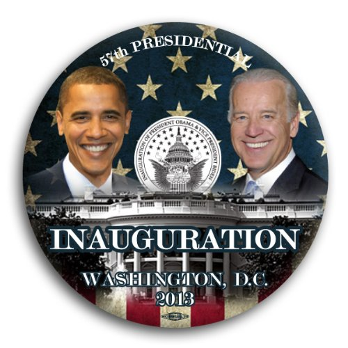 Commemorate the 57th Presidential Inauguration, and welcome 4 more years of the Obama Biden ticket. This 3