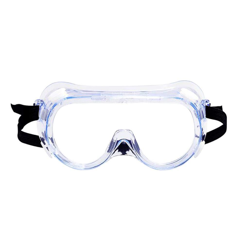 NJZYB Gafas Protectoras, Antivirus, Antisaliva, Multifunción, Unisex Equipo De Protección Personal