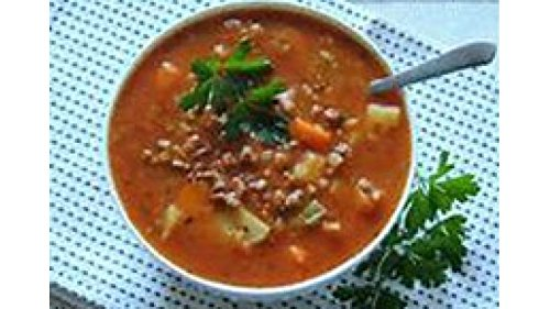 Gluten Free Beef & Vegetable Rice Cup O Soup