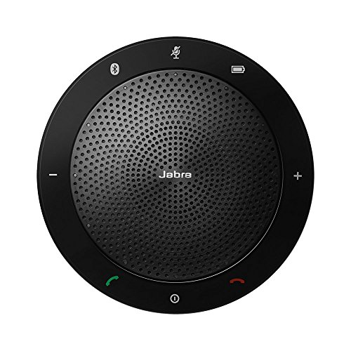 Jabra SPEAK 510 MS Wireless Bluetooth Speaker for Softphone and Mobile Phone by Jabra