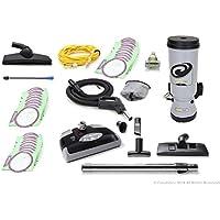 NEW Fully Loaded More Powerful Proteam MegaVac 10 qt Backpack Vacuum Cleaner 10 quart Mega Vac