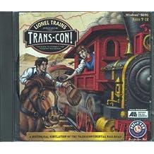 Lionel Trains: Trans-Con! [CD-ROM] [CD-ROM] J.K.Rowling