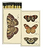 HomArt Matches - Insect - Butterfly (Set of 6)