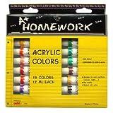 Ddi Acrylic Paints Review and Comparison