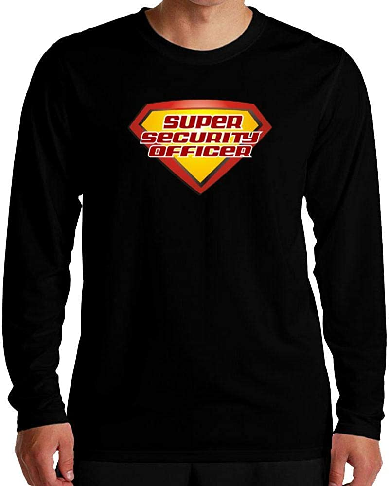 Security Officer/'s Long Sleeve Shirt