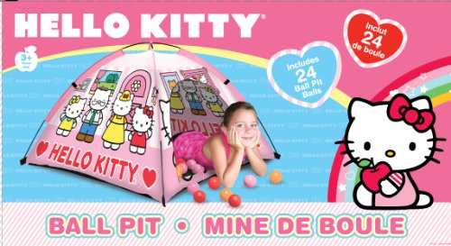 Hedstrom Hello Kitty Ball Pit Tent by Hedstrom (Image #1)