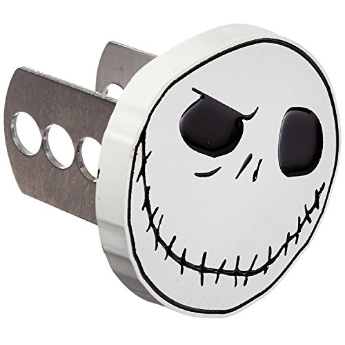 Nightmare Before Christmas Car Hitch Cover (Disney Trailer Christmas Before Nightmare)