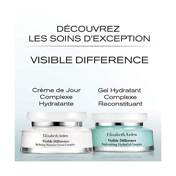 Elizabeth Arden – Visible Difference – Crème de Jour Complexe Hydratante & Crème de Nuit Réparatrice