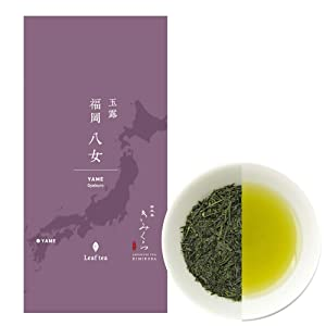 Gyokuro Green Tea -Imperial Green Tea from JAPAN|Japanese Tea KIMIKURA (1.Premium Gyokuro 70g/2.4oz -Yame)