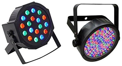 Chauvet DJ SlimPAR 56 IRC IP DMX LED Wash Light IP65 Outdoor Use Rated+Rockpar - Dmx 512 Outdoor Wash
