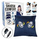 Felicity Shiatsu Comfort Pillow Cushion Massarger (Navy)