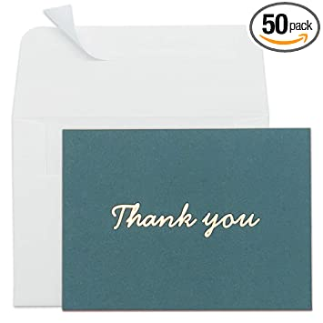 Thank You Cards Pack of 20 Blank Inside Dog in Cup Hallmark Stationery New USA