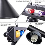 Pool Table Light, Wellmet Billiard Light with 4
