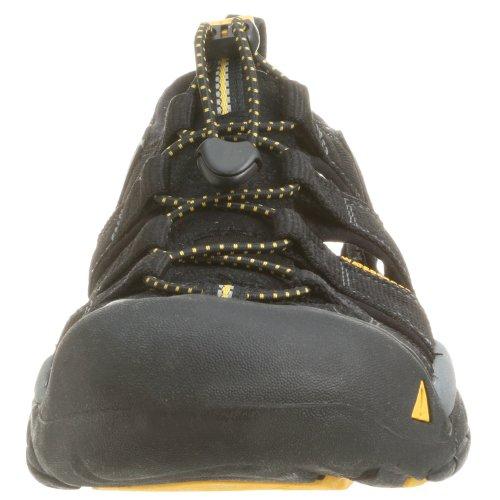 Keen Newport H2, Scarpe da Escursionismo Uomo nero