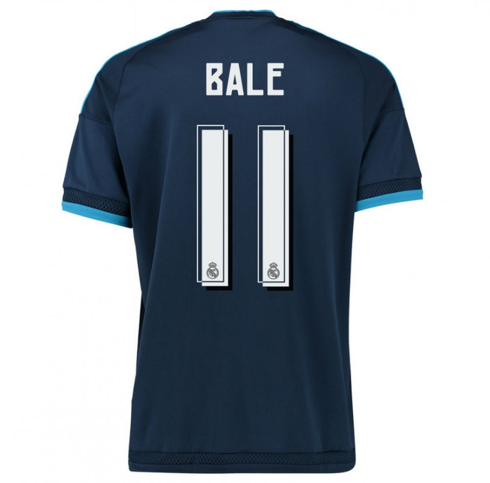 89d026d95 UKSoccershop 2015-2016 Real Madrid Third Shirt (Bale 11) - Kids:  Amazon.co.uk: Sports & Outdoors