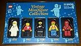 Lego Vintage Minifigure Collection Vol. 2 1978, 1982, 1984, 1996, 1999