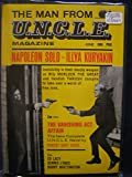 The Man From U.N.C.L.E. (UNCLE) Magazine June 1966