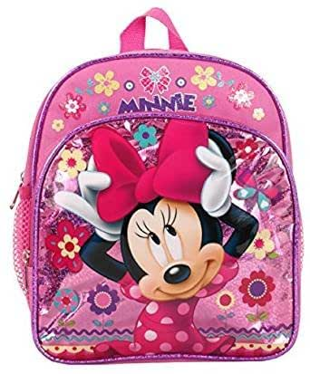 Amazon Com Disney Minnie Mouse 10 Quot Mini Backpack Kids