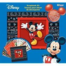 SandyLion 12-Inch by 12-Inch Disney Mickey Mouse Bo by Ed Scrapbook Album Kit