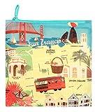 LOQI Urban San Francisco Reusable Shopping
