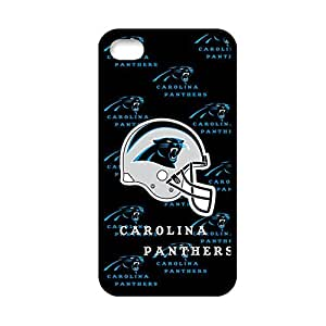 Generic Custom Phone Case For Children Printing Nfl Carolina Panthers For Apple Iphone 4 4S Choose Design 4