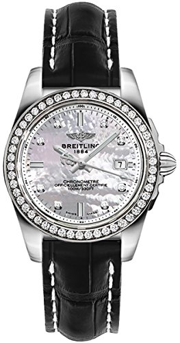 Breitling Galactic 32 Sleek Edition Womens Watch A7133053/A801-780P