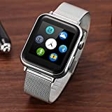 JIKRA high quality smart calling watch with all functions of smartphones compatible with Micromax Joy X1800
