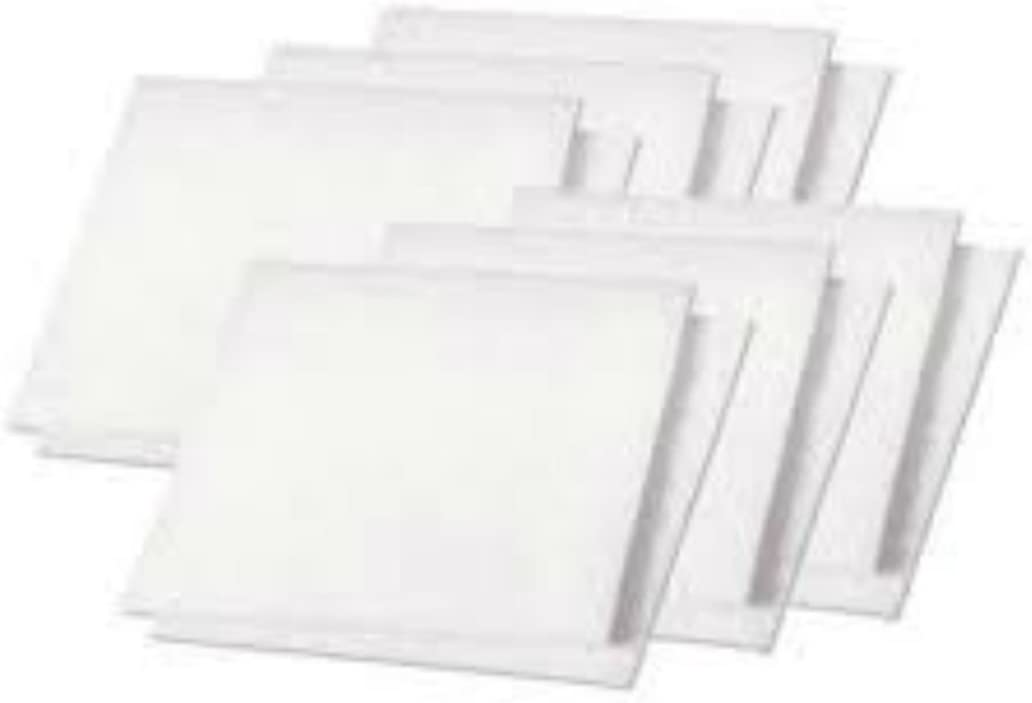 5 Filter Changes 10 Cimatec Air Screen 1000 Replacement Compatible Filters 16x20