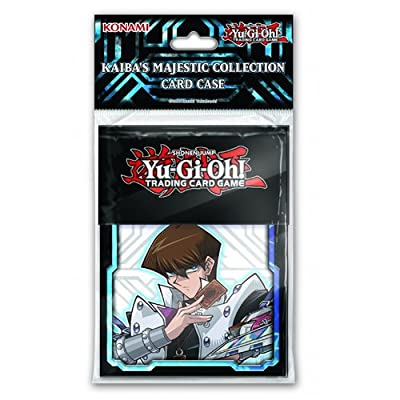 Konami Yu-Gi-Oh! Card Case Seto Kaiba Carte: Toys & Games
