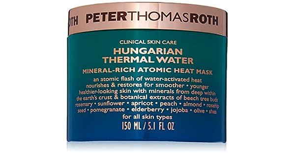 Amazon.com: Peter Thomas Roth húngaro térmico agua mineral ...